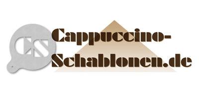 Cappuccino Schablone Schaf
